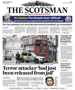 The Scotsman - 3 February 2020
