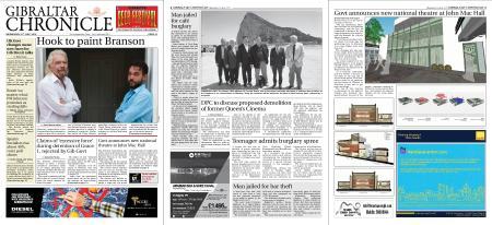 Gibraltar Chronicle – 31 July 2019