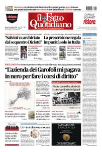 Il Fatto Quotidiano - 02 novembre 2018