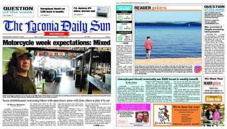 The Laconia Daily Sun – August 19, 2020