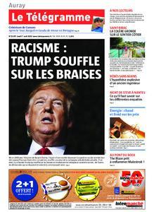Le Télégramme Auray – 01 août 2019