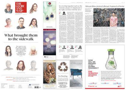 The Globe and Mail – April 28, 2018