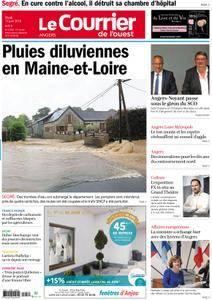 Le Courrier de l'Ouest Angers - 12 juin 2018