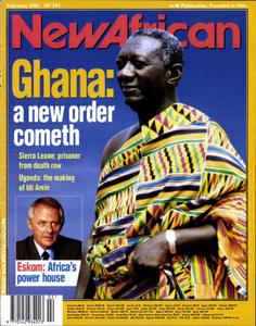 New African - February 2001
