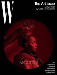 W Magazine - December 2017