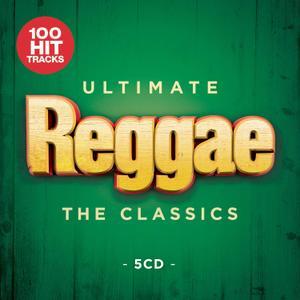VA - Ultimate Reggae The Classics (5CD, 2019)