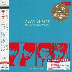 The Who - My Generation Box (SHM-CD, Limited Edition)