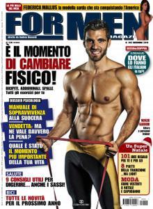 For Men Magazine N.202 - Dicembre 2019