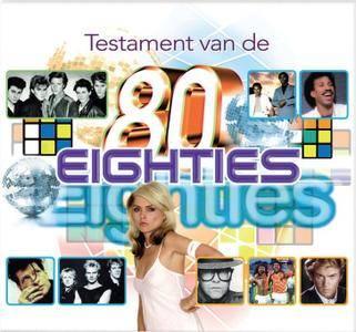 V.A. - Testament Van De Eighties 1980-1989 (10CD Box Set, 2011)