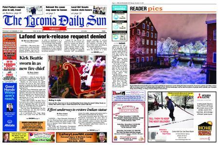 The Laconia Daily Sun – November 27, 2018