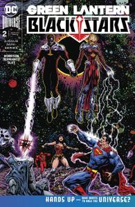 Green Lantern-Blackstars 02 Of 03 2020