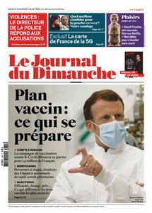Le Journal du Dimanche - 29 novembre 2020