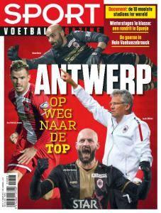 Sport Voetbal Magazine - 17 Januari 2018