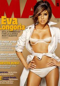 Eva Longoria- Man Magazine (February 2007)