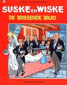 Suske En Wiske - 092 - De Briesende Bruid