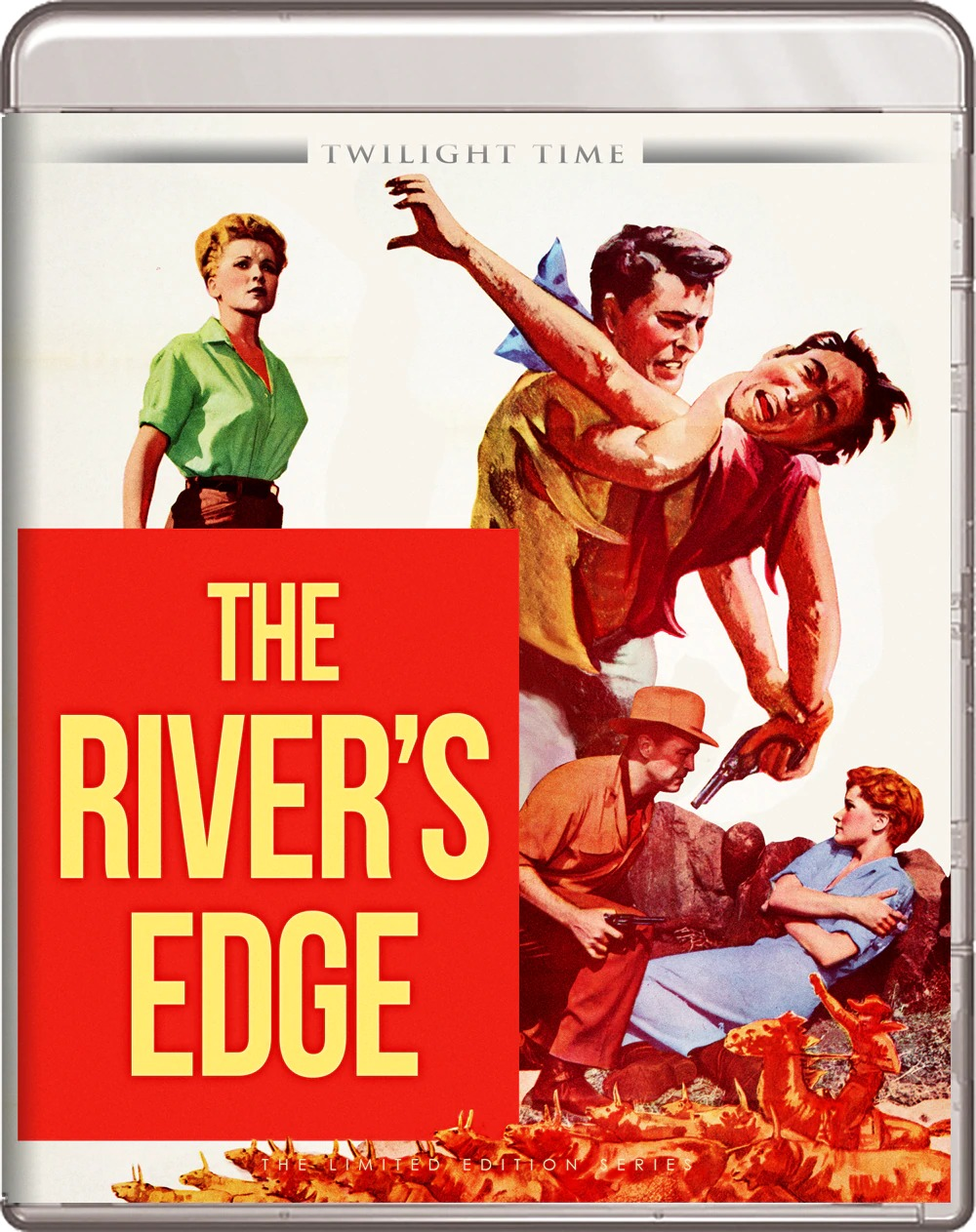 The Rivers Edge (1957) [w/Commentary]