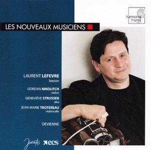 Devienne Francois - Les Nouveaux Musiciens (Laurent Lefevre) [2003]