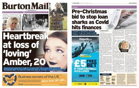 Burton Mail – November 30, 2020