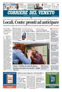 Corriere del Veneto Vicenza e Bassano – 07 maggio 2020