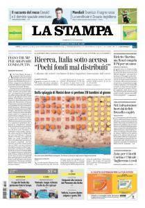 La Stampa Imperia e Sanremo - 8 Luglio 2018
