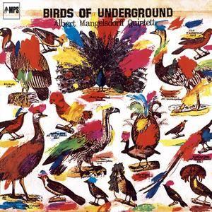 Albert Mangelsdorff - Birds Of Underground (1973/2016) [Official Digital Download 24/88]