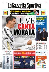 La Gazzetta dello Sport Cagliari - 7 Marzo 2021