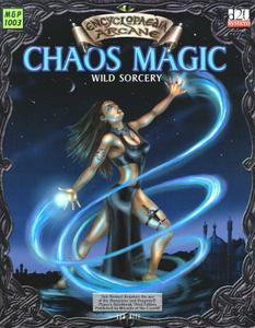 Dungeons and Dragons Encyclopaedia. Arcane Chaos Magic