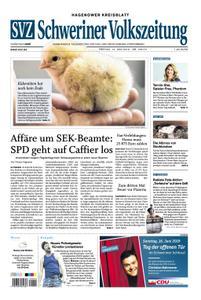 Schweriner Volkszeitung Hagenower Kreisblatt - 14. Juni 2019