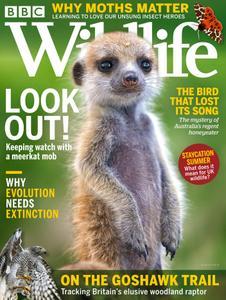 BBC Wildlife - July 2021