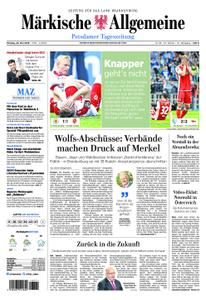 Märkische Allgemeine Potsdamer Tageszeitung - 20. Mai 2019