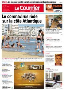 Le Courrier de l'Ouest Cholet – 24 juillet 2020