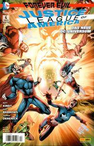 Justice League Justice League of America 4 Panini 21 10 2014