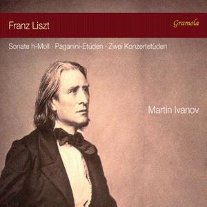 Martin Ivanov - Liszt: Piano Works (2019) [Official Digital Download 24/88]