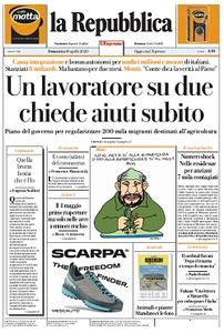 la Repubblica - 19 Aprile 2020