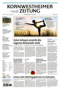 Kornwestheimer Zeitung - 15. Juni 2019