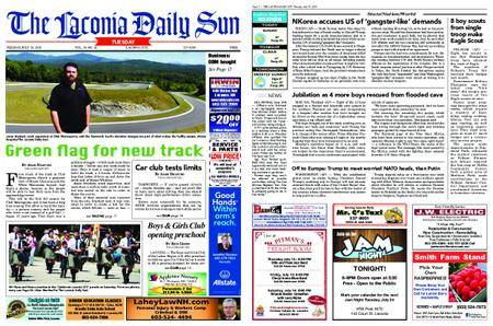 The Laconia Daily Sun – July 10, 2018