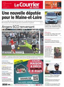 Le Courrier de l'Ouest Cholet – 28 septembre 2020