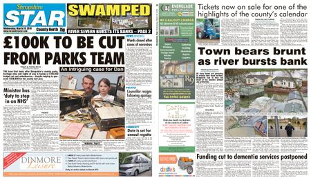 Shropshire Star North County Edition – March 20, 2019