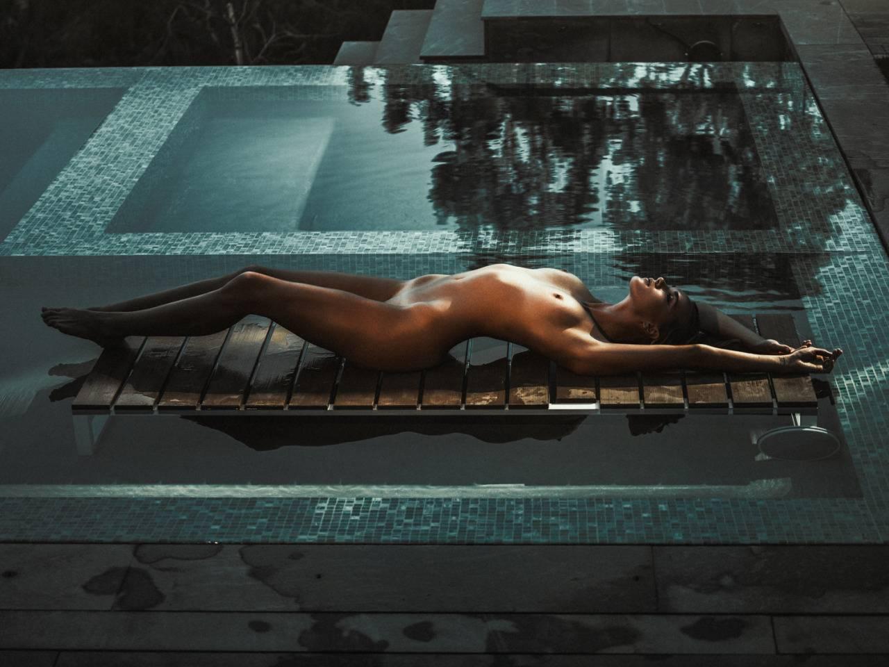 Julia Gall - Kesler Tran Photoshoot