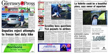 The Guernsey Press – 07 November 2018