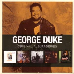 George Duke - Original Album Series (1992-2000) [5CDs] {Warner}