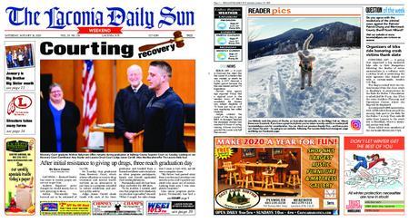 The Laconia Daily Sun – January 18, 2020