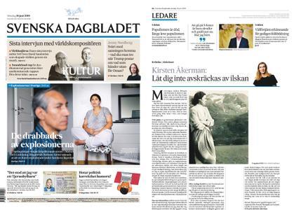 Svenska Dagbladet – 16 juni 2019