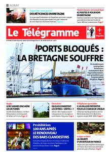Le Télégramme Auray – 18 janvier 2020