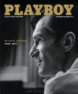 Playboy USA - November-December 2017