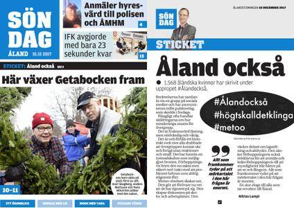 Ålandstidningen – 10 december 2017