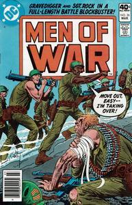 Men of War 26 c2c DC Comics (1980 March