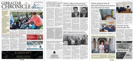 Gibraltar Chronicle – 03 May 2018