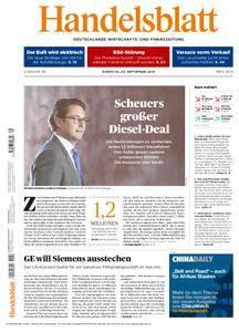 Handelsblatt - 25. September 2018