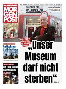 Hamburger Morgenpost – 30. Dezember 2019